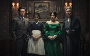 Film Review: The handmaiden by Park Chan-Wook