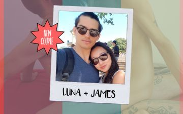 Introducing: Luna & James