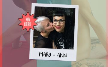 Introducing: Mary & Ann